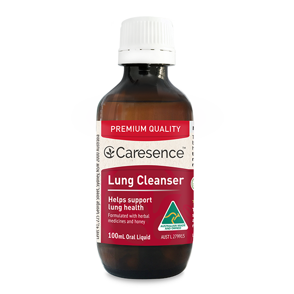 Caresence Lung Cleanser