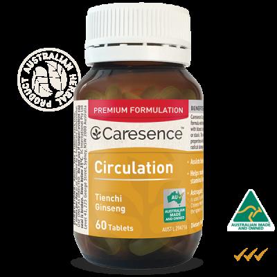 Caresence Circulation