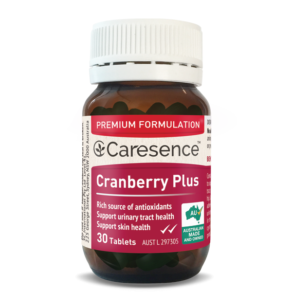 Caresence Cranberry Plus